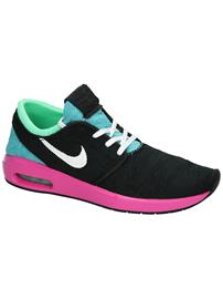 Nike SB Air Max Janoski 2 Sneakers black / white / cabana / electr Miehet