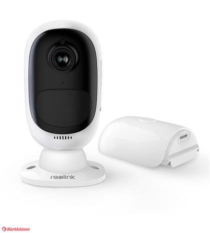 Reolink Argus 2, akkukäyttöinen WiFi-kamera ulkokäyttöön