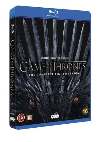 Game of Thrones: Kausi 8 (Blu-Ray), TV-sarja