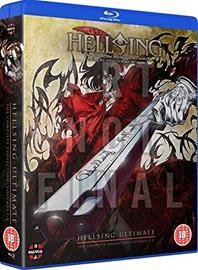 Hellsing Ultimate - Volume 1-10 Collection (Blu-ray), TV-sarja