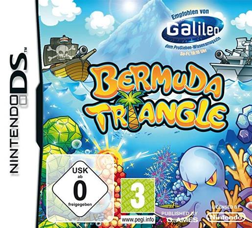 Bermuda Triangle, Nintendo DS -peli