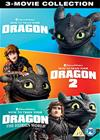 Näin koulutat lohikäärmeesi 1-3 (How to Train Your Dragon 1-3), elokuva