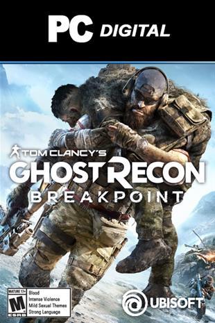 Tom Clancy's Ghost Recon: Breakpoint, PC -peli