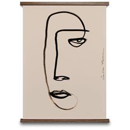 Paper Collective Serious Dreamer juliste 50x70 cm