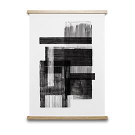 Paper Collective Midnight 02 juliste 30x40 cm