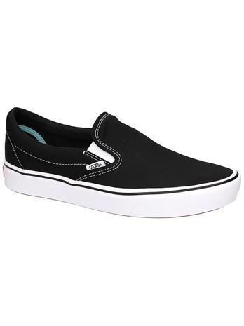 Vans Classic ComfyCush Slip-Ons black / true white Miehet