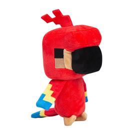 Pehmolelu: Minecraft - Happy Explorer Parrot (18cm) GADGET