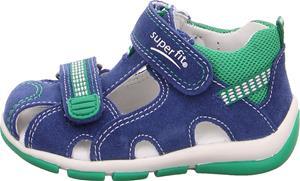 Superfit Freddy Sandaalit, Blue/Green 20