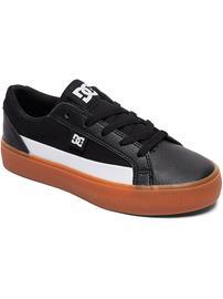 DC Lynnfield Sneakers black / white / gum Jätkät
