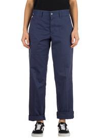 Dickies Industrial Work Pants navy blue Naiset