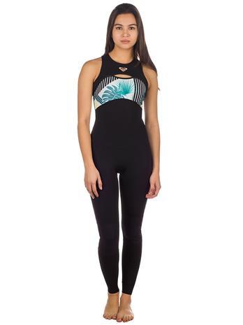 Roxy 1.5 Pop Surf Long John B-Lck Wetsuit black Naiset