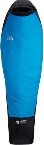 Mountain Hardwear Lamina Makuupussi -9°C Long , sininen/musta