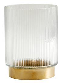 Kynttilälyhty RING lines Ø 15 cm - Messinki, Kalusteet ja sisustus
