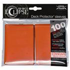 Ultra Pro: Pro Matte - Standard Eclipse - Pumpkin Orange (100) KORTTI