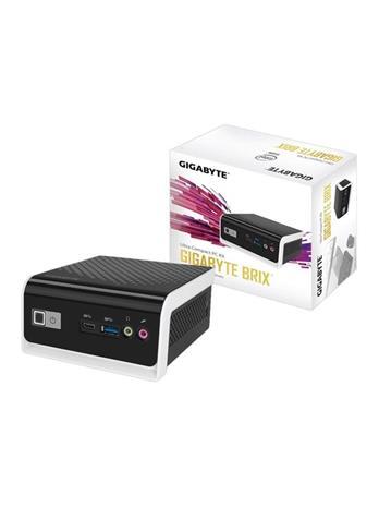 Gigabyte Brix Mini-PC BLCE-4000C-BWUP (N4000), keskusyksikkö