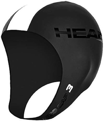 HEAD Neo Uimalakki, Musta/Valkoinen