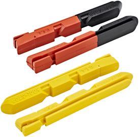 Kool Stop Belag Linear Pull V-Type , keltainen