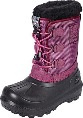 Viking Istind Talvikengät, Dark Pink/Black