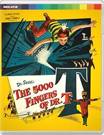 The 5,000 Fingers of Dr. T. (Blu-Ray), elokuva