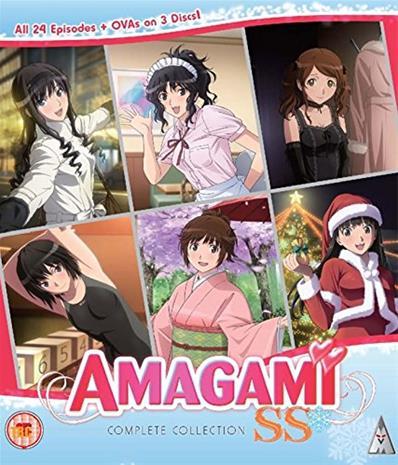 Amagami SS: Kausi 1 (Blu-Ray), TV-sarja