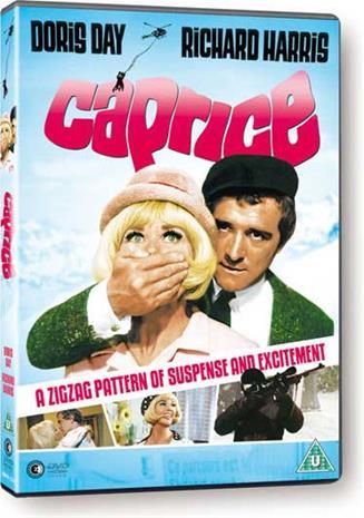 Caprice (1967), elokuva