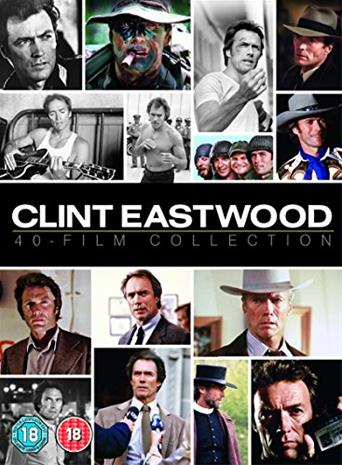 Clint Eastwood 40 Film Collection, elokuva