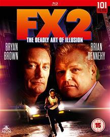 F/X2 (1991, Blu-Ray), elokuva