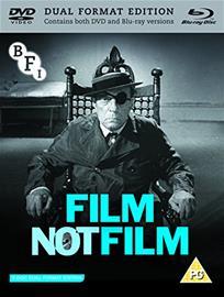 Film / Notfilm (Blu-Ray + dvd, elokuva