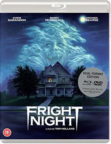 Fright Night (1985, Blu-Ray + dvd), elokuva