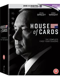 House of Cards: Kaudet 1-4, TV-sarja