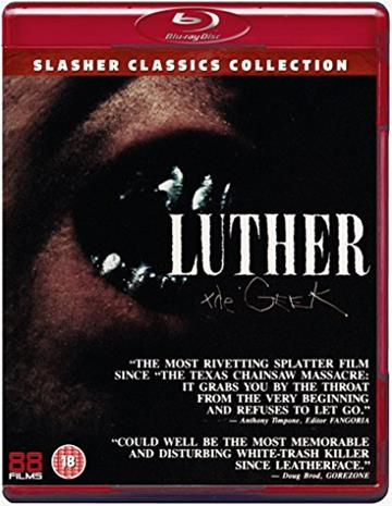 Luther the Geek (1990, Blu-Ray), elokuva