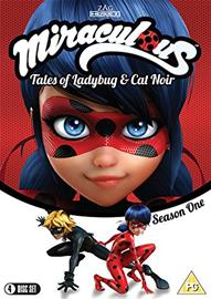 Miraculous: Tales of Ladybug & Cat Noir: Vol. 1, TV-sarja