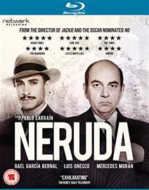 Neruda (2014, Blu-Ray), elokuva