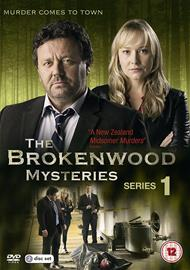 The Brokenwood Mysteries: Kausi 1, TV-sarja