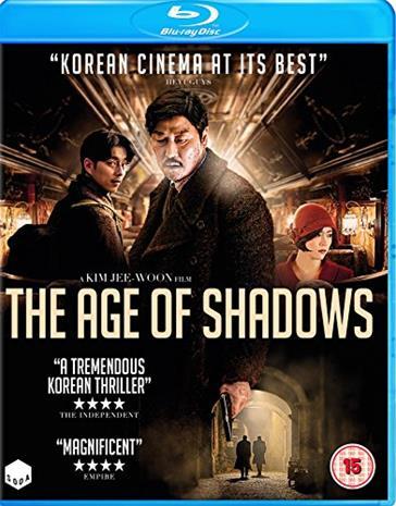 The Age of Shadows (2016, Blu-Ray), elokuva