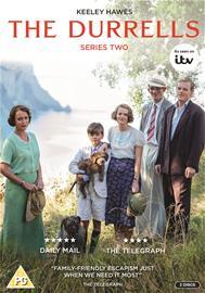 The Durrells: Kausi 2, TV-sarja