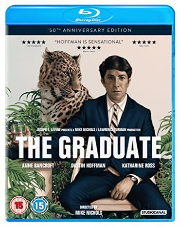 The Graduate - 50th Anniversary Edition (1967, Blu-Ray), elokuva