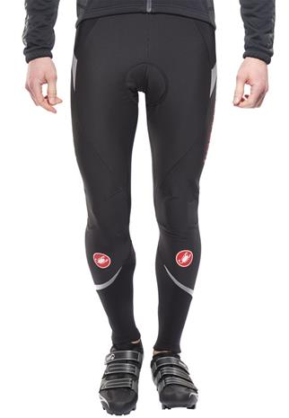 Castelli POLARE 2 GORE WINDSTOPPER thermal bib tights XXXL