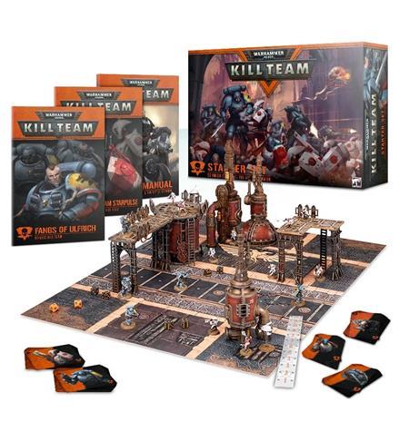 Warhammer 40.000 Kill Team (aloituspakkaus) WH40
