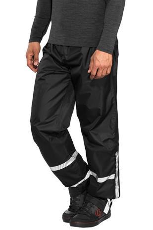 VAUDE LUMINUM waterproof trousers black XXXL