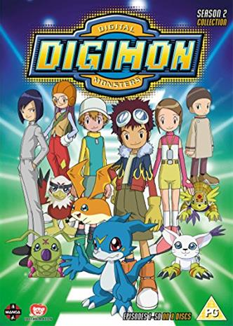 Digimon: Digital Monsters - kausi 2, TV-sarja