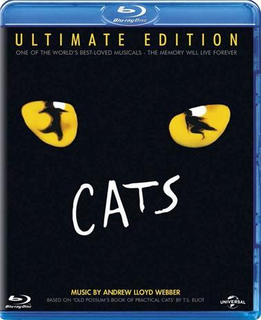 Cats - Ultimate Edition (Blu-Ray), elokuva