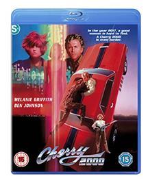 Cherry 2000 (1987, Blu-Ray), elokuva