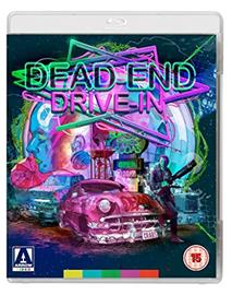 Dead End Drive-In (1986, Blu-Ray), elokuva