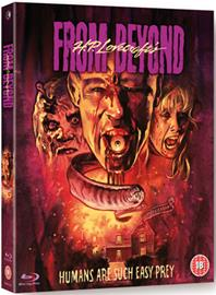 From Beyond (1986, Blu-Ray), elokuva