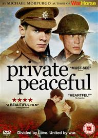 Private Peaceful, elokuva