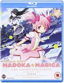 Puella Magi Madoka Magica: Koko sarja (Blu-Ray), TV-sarja