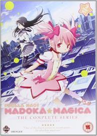 Puella Magi Madoka Magica: Koko sarja, TV-sarja