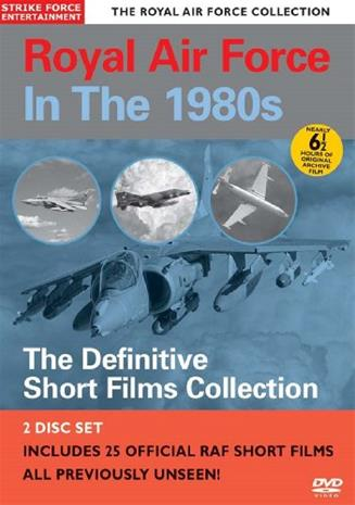 Royal Air Force In The 1980s ~ The Definitive Short Films Collection, elokuva