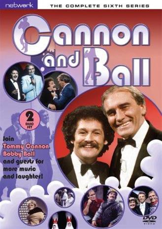 Cannon and Ball: Kausi 6, TV-sarja